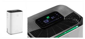 China New Arrivals 2020 Best Air Purifiers,PortableIntelligent Silent Home Use Home Air Dehumidifier on sale
