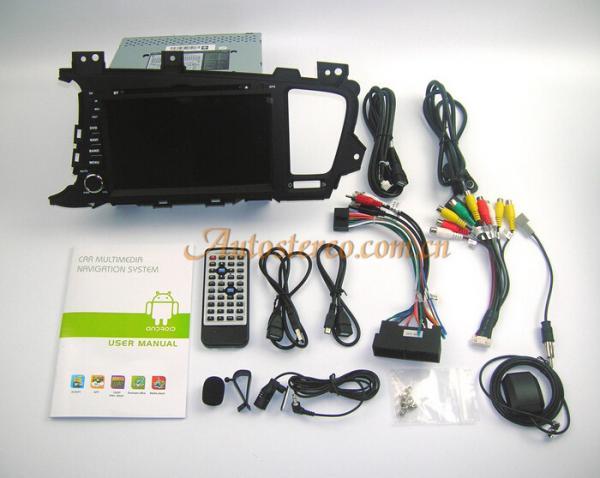 Digital Car Navigation System Micro SD Card For KIA K5
