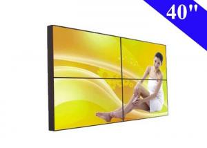 China DID lcd video wall panel 40 inch seamless tv wall for advertising on sale
