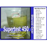 China Injection Steroid Supertest 450 (Test Ace / Test Deca / Test Prop / Test Pp / Test Cyp Blend) To Gain Muscles on sale