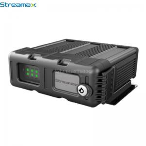 China Streamax MDVR 720p HD Car DVR for Bus, Taxi, Truck, Tank, Police Car supplier