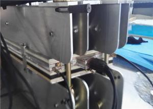 China 1600mm Conveyor Belt Joint Machine / Automated Conveyor Belt Hot Splicing Equipment on sale