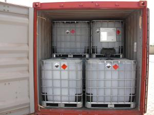 China Glacial Acetic Acid Tech Grade 99.5% for Textile / Fiber Industry 64-19-7  on sale