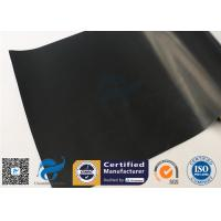 China Black Non Stick Silicone Baking Mat FDA PTFE Teflon BBQ Grill Mat Food Grade Oven Liner on sale