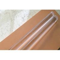 Clear Quartz Glass Rod/Fused Opaque Quartz Rod/different specification