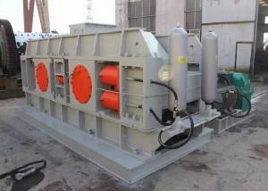 China Large Capacity Coal Tooth Roll Crusher AC Motor For Mining / Construction on sale