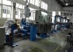 La machine en plastique durable d'extrusion de câble d'équipement d'extrusion avec 1000mm épongent la bobine