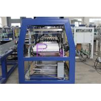 China Automatic PLC Bottle Packing Machine , 380V 50/60 HZ Carton Forming Machine on sale