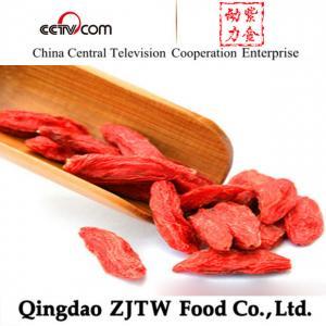 China 2014 New Season Goji Berries From China Ningxia on sale