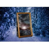 China Protable Self-service Interactive Magic Mirror for Events Entertainment Mirror Photo Booth on sale