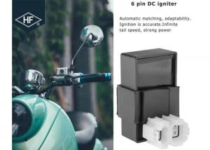 China Scooter Ignition Other Motorcycle Parts 6 Pins CDI Box For 125cc 150cc ATV Go Kart on sale