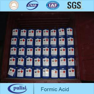 China Formic Acid 85% manufacture ,Organic acid , best price for export on sale