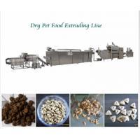 Full Automation Dental Care Pet Food Production Line 800 - 1000kg/Hr Type