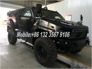 Armored Truck For Sale >> Dongfeng Military 4x4 Antiterrorism Armored Vehicle