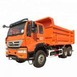 SINOTRUK Golden Prince Mining Dump Truck 5600x2300x1500mm 6x4 U Shape