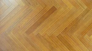 China Oak parquet flooring (Engineered or Solid) Fishing bone on sale