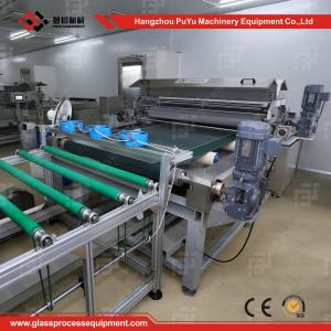 China High Speed Solar Panel Production Line Solar Glass Coating Machine on sale