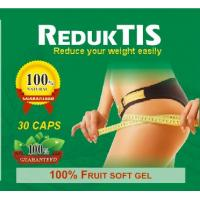 China REDUKTIS reduce your weight easily Weight loss capsules 100% fruit soft gel on sale