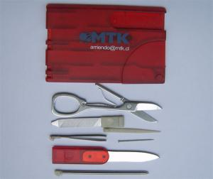 China Multi-function Tools Card, the Swiss card, Credit Card Survival tool on sale