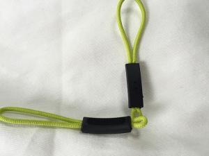 Creative Green Color Coat Zipper Pulls Personalized Zipper Pulls