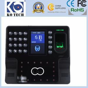 China Ethernet Face Recognition Time Attendance for Office Face102 on sale