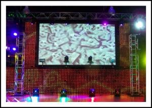 China Nice P 6 Large Indoor Advertising LED Display Screen long life span on sale