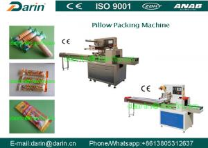 China Pillow Pack Food Horizontal Automatic Packing Machine on sale