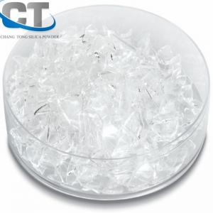 China top grade glass ceramics melting temperature is over 1750 fused silica powder egypt wholesale price on sale