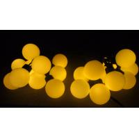 China 5m 20 led big ball string lights/led lighting string ball for Christmas decor on sale