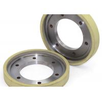 Vitrified Diamond Abrasive Wheels PCD Cutting Tools Use With Steel Body
