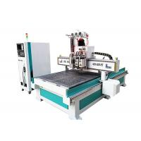China 1530 ATC Carousel Tool Change Wood Cnc Machine , 4 Axis Industrial Cnc Router on sale