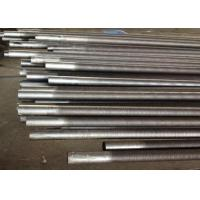 China Stainless Steel Extruded Fin Tube , Low Electric Spiral Fin Tube 10-38mm on sale