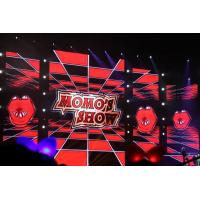 Music Concert Indoor Rental LED Display Full Color P5 Easy Installation