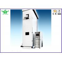 China IEC 60332-3 Vertical Flame Tester for Burning Behaviour of Bunched Cables on sale