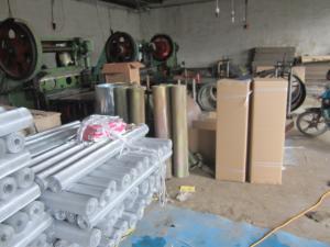 China ポリ塩化ビニール上塗を施してあるステンレス鋼の金属は代理店を補強するための金属板を拡大しました on sale