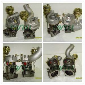 China K03 53039700016+53039700017 53039880016 53039880017 Twin Turbocharger  AUDI S4  A6 Allroad  AJK ARE BES AGB V6 2.7L T C5 on sale