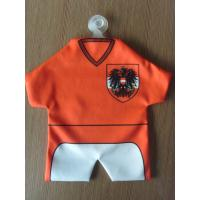 Special Souvenir Jersey Towel , Promotional Gift Football Jersey Mini Towel