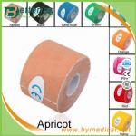 さまざまな色のスポーツの物理療法テープKinesioテープ