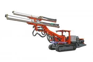 China Fully Hydraulic Double Boom Drilling Jumbo DFJ-2C50, Underground Mining Drill Jumbo on sale