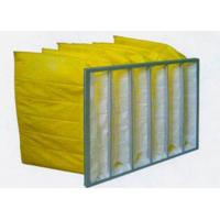 Air Conditioning  Bag Type Filter  With Fiberglass Pocket  0.3u Porosity