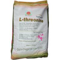 White Animal Nutrition L Threonine 98.5 Feed Grade Amino Acids No.SAA-THRL98