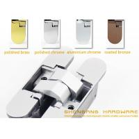Concealed Italian Hinges Zamak Hinge Right And Left Doors Applicable