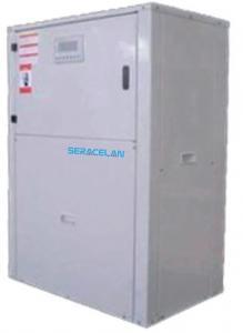 China Multi-functional water source heat pump 24000BTU~161000BTU,R410aR407C 115V208-230V380V460V on sale