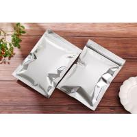 China Barrier Moisture Proof Aluminum Foil Packaging Bags Heat Seal Custom on sale