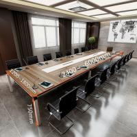 Metal Library Furniture Reading Table/ Office Table/Conference Meeting Desk