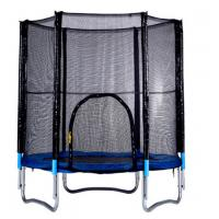 China Design Kids Bed Trampoline with Safety Net /Small Round Adults Jumpking Trampoline