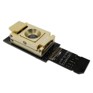 eMMC test socket to SD Interface Nand flash pogo pin BGA153