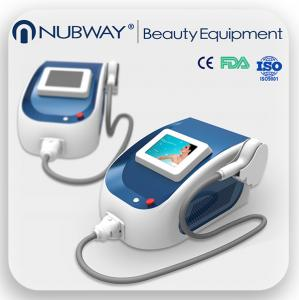 China factory price CE approved 808nm diode laser hair removal machine for clinics/ spa/home use on sale