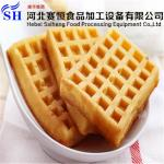 China Soft Waffle Production Line / Wafer Production Line Machinery from China wholesale