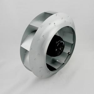 China 310mm EC Motor Backward Curved Centrifugal Fan , Brushless DC Fan Blower on sale